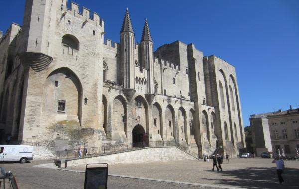 Rallye pédestre à Avignon