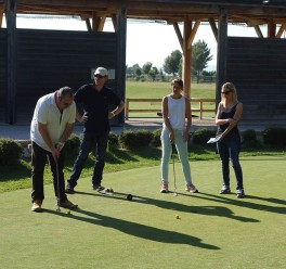Séminaire golf en Provence