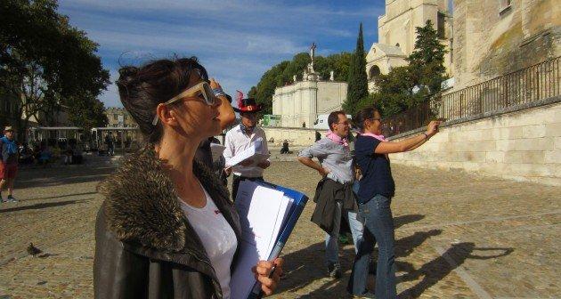 activité séminaire théatre Avignon