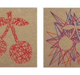 String Art, l'atelier artistique entreprise en Provence